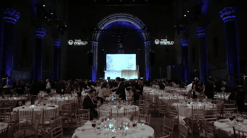 World Values Network - Awards Gala 2014, Cipriani Event Hall
