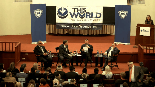 World Values Network - Will Jews Exist? , Lamport Auditorium